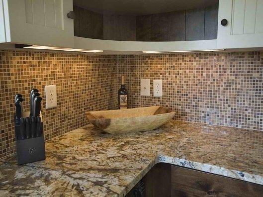 Мозаика и керамогранит для декорирования и отделки