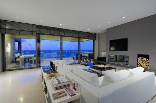 Дизайн квартир в стиле хай-тек.
