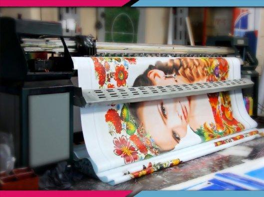 Использование баннерной печати для бизнеса