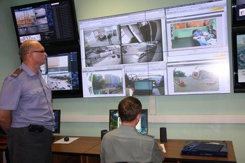 Использование систем видеонаблюдения