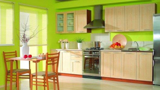 Из какого материала выбрать кухню?