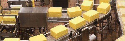 Выбираем смазочные материалы для пищевой промышленности