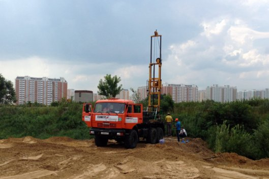 Проведение мероприятий, связанных с последующим строительством. Инженерные изыскания в Москве