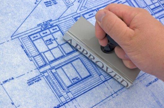 Набор документов, необходимых на начальном этапе строительства