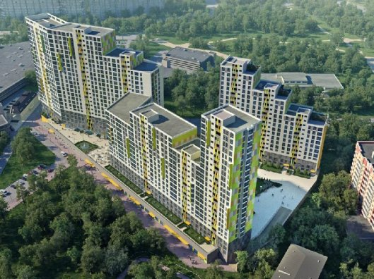 Лучший выбор квартир от компании «25 этаж»