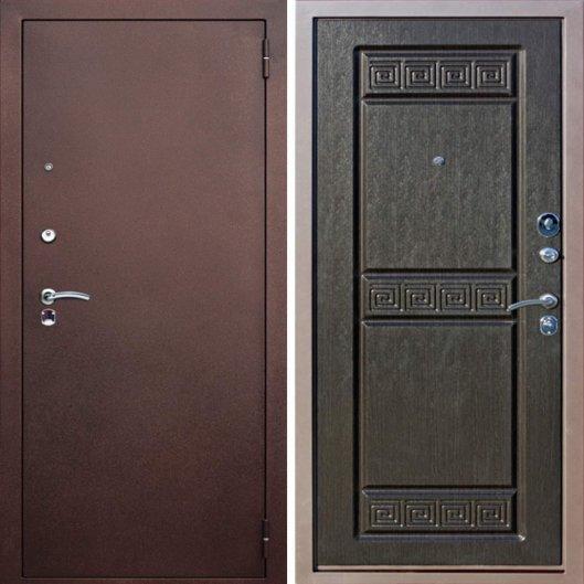 Стальные двери от производителя | Двери Выбор СПБ