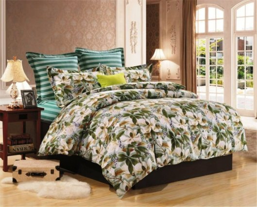 Выбираем семейное постельное белье