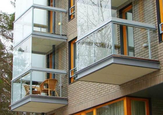 Остекление балконов: холодное или теплое