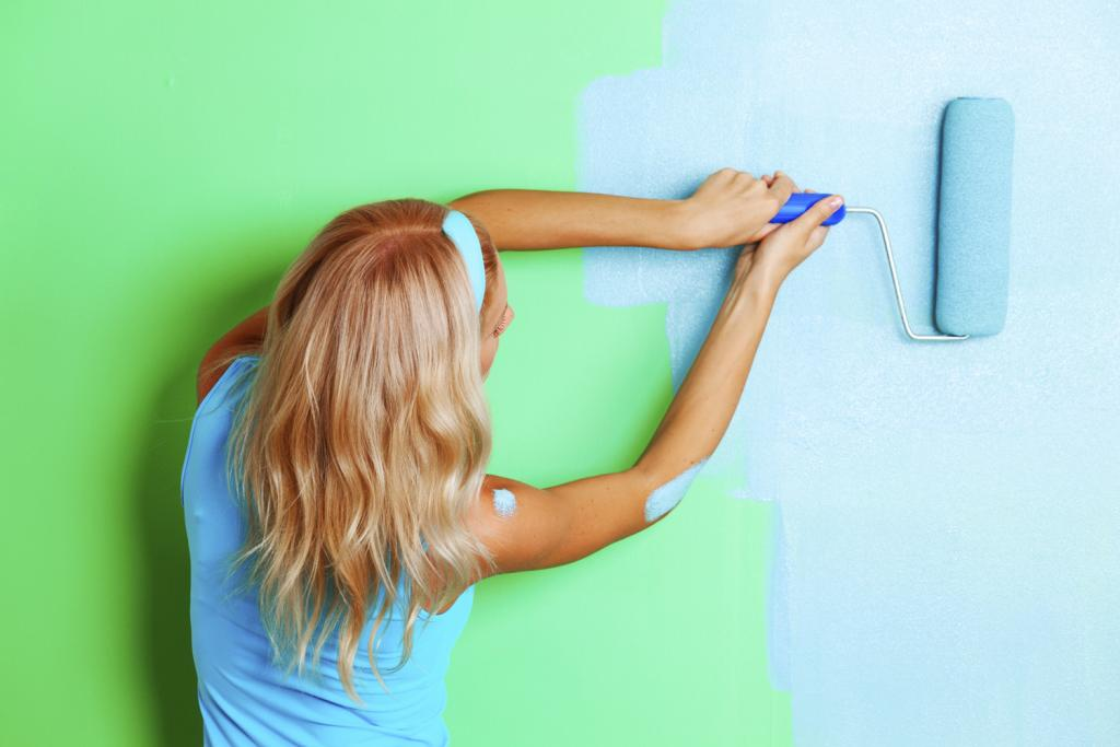 Краска для сырых помещений