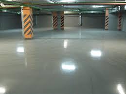 Применение бетонных полов и технология укладки