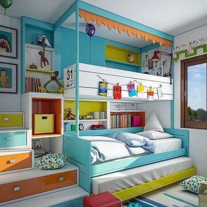 Как правильно выбирать мебель для детской комнаты?