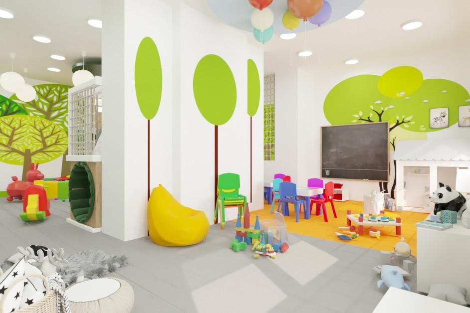 Преимущества частного детского сада